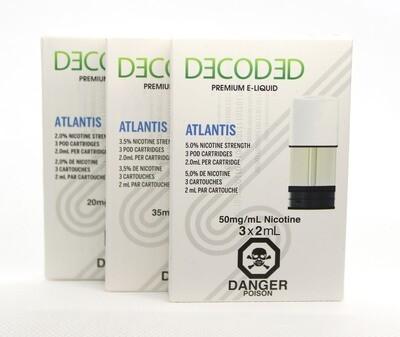 STLTH DECODED ATLANTIS 5%
