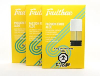 STLTH FRUITBAE PASSION FRUIT 3.5%