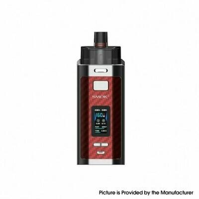 RPM160 RED CARBON FIBER