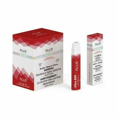 ALLO 800 RED LINE ICE - 20MG