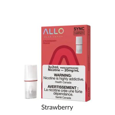 ALLO SYNC STRAWBERRY - 20MG