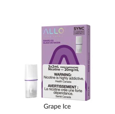 ALLO SYNC GRAPE ICE - 20MG