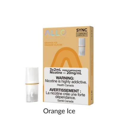 ALLO SYNC ORANGE ICE - 20MG