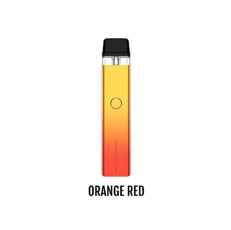 VAPORESSO XROS 2 - ORANGE RED