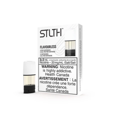 STLTH FLAVOURLESS - 20MG