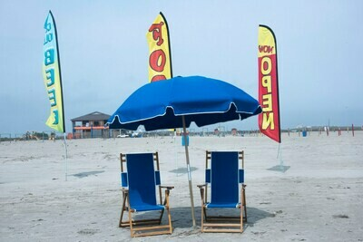 Chair and Umbrella Rental