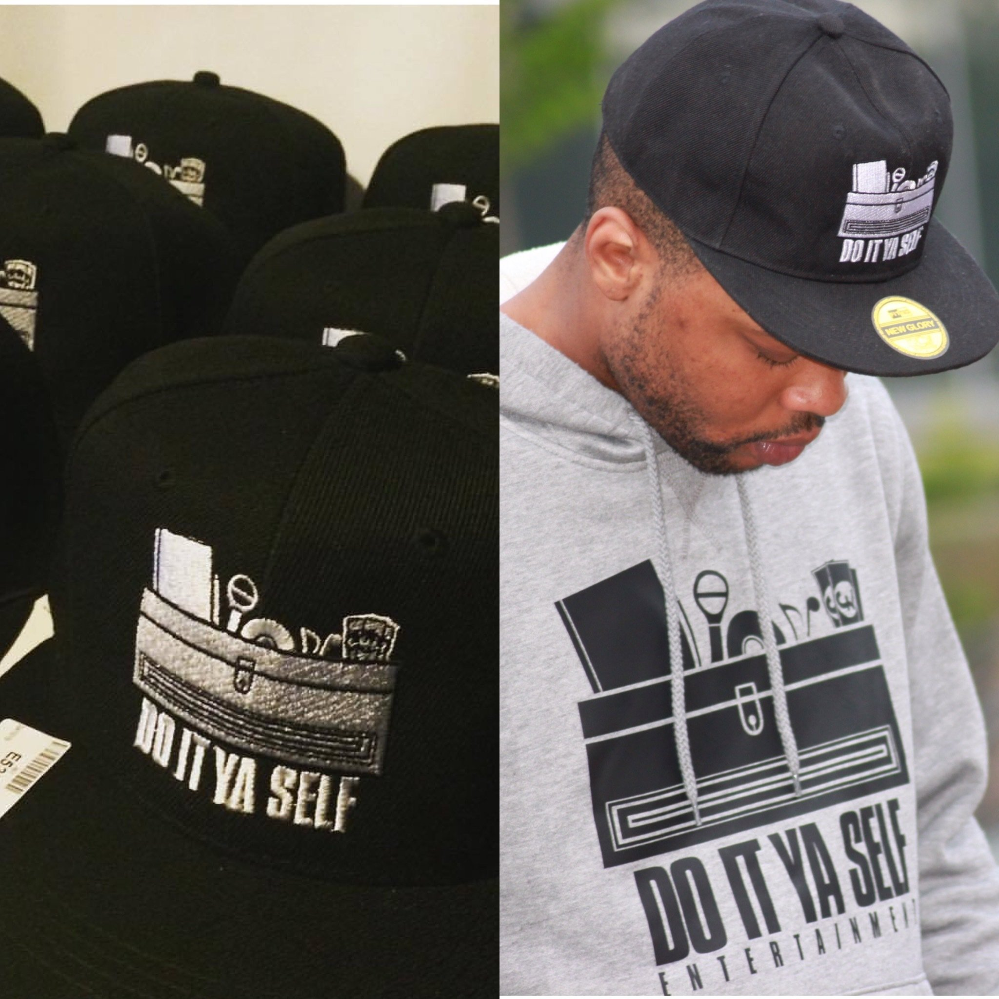 D.I.Y Official Snapback (SPECIAL OFFER) 0