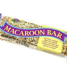 Buchanan's Macaroon Bar