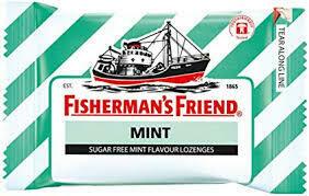 Fisherman's Friend Mint