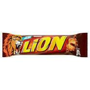 Lion Chocolate Bar