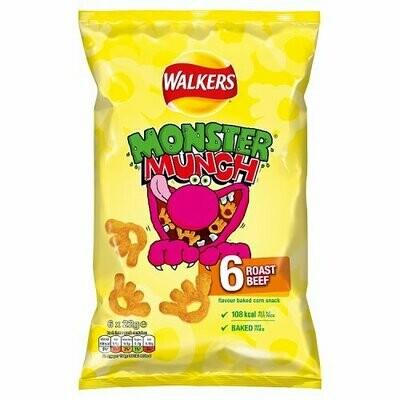 Walkers Monster Munch 100 g
