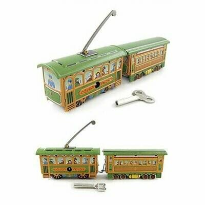 Trolley Train 1890