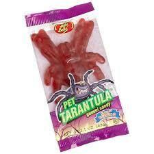 Jelly Belly Gummy Tarantula