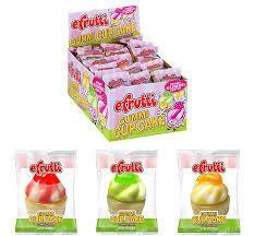 Efrutti gummy cupcake-mini