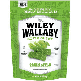 Wiley Wallaby -Green Apple