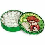 Angry Scotsman Mints
