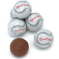 Chocolate Baseball
