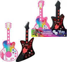 Dreamworks Troll Guitar