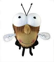 "Fly Guy Doll 8"""
