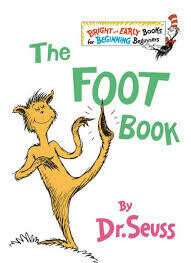 Foot Book-Seuss