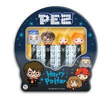 Harry Potter PEZ Gift Tin