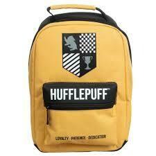 Hufflepuff Crest Lunch Box