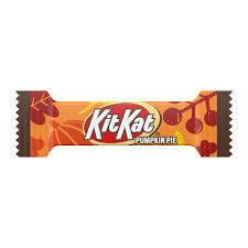 Kit Kat Pumpkin Pie Mini-Ind.