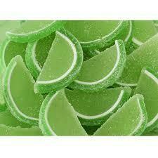 Lime Slices- 5 lb