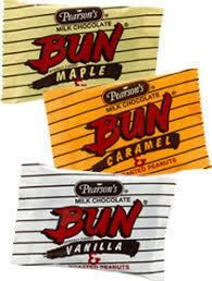 Pearson Maple Bun