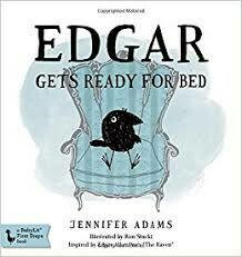 Ready for Bed: Edgar Board Book
