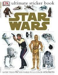 Star Wars Sticker Book