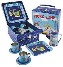 Tea Set- Work Zone