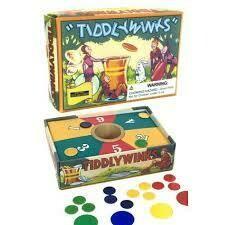 Tiddlywinks Pixies Game-1880 United Kingdom