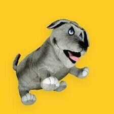 """Walter the Farting Dog 8"""" Doll"""