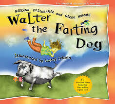 Walter the Farting Doll Book