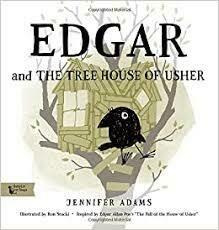 Treehouse of Usher: Edgar Board Book