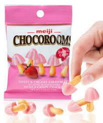 Chocorooms Strawberry Bag