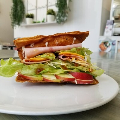 Harvest Ham Sandwich