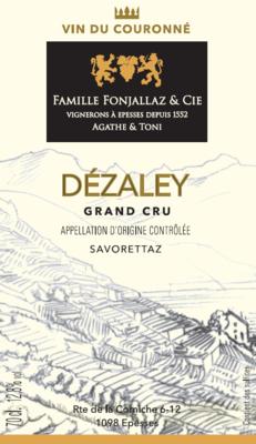 Dézaley 2018