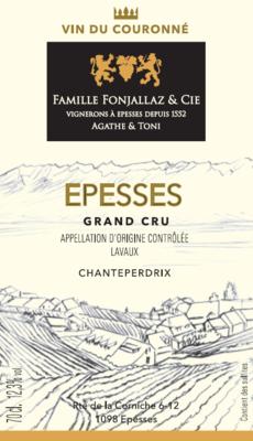 Epesses Chanteperdrix 2018