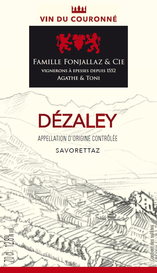 Dézaley Rouge 2016