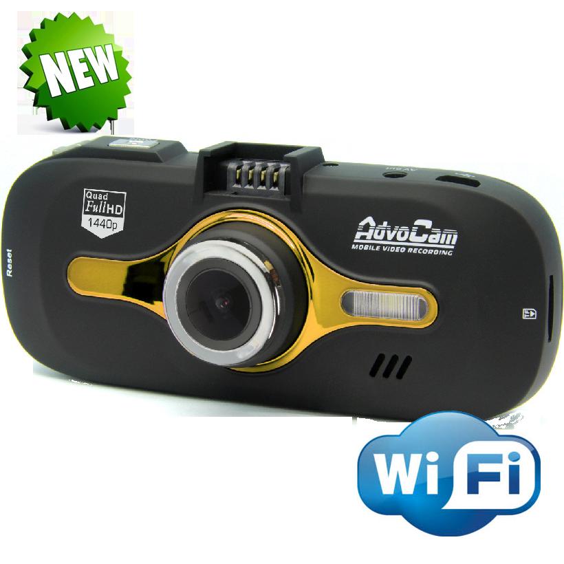 Новый видеорегистратор AdvoCam FD8 Gold-II GPS+ГЛОНАСС