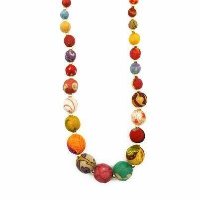 Aasha Beaded Necklace
