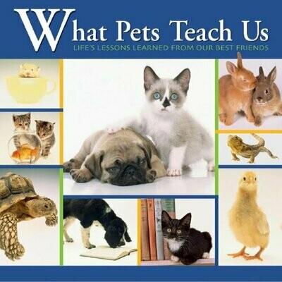 What Pet's Teach Us