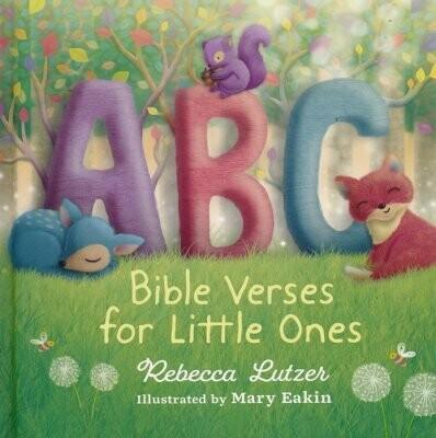 Bible Versus for Little Ones