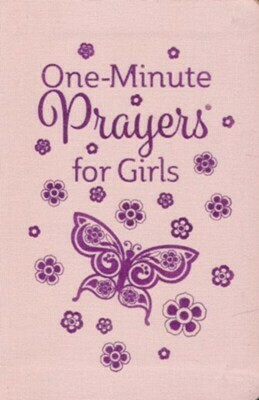 One Minute Prayers for Girls