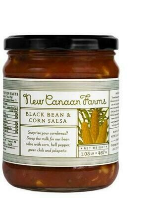 New Canaan Farms Salsas