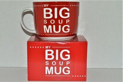 Big Soup Mug