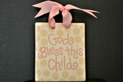 God Bless Child Tiles