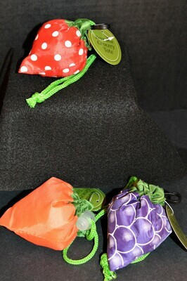 Reusable Grocery Tote with Pouch